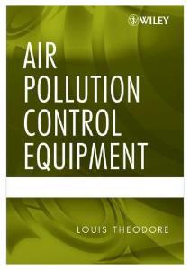 Air pollution control equipment calculations