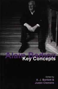 Alain Badiou (Key Concepts)