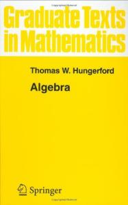 Algebra (Graduate Texts in Mathematics) (v. 73)