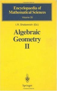 Algebraic geometry II. Cohomology of algebraic varieties. Algebraic surfaces
