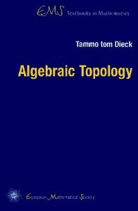 Algebraic Topology (EMS Textbooks in Mathematics)