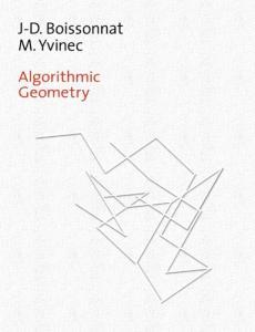 Algorithmic Geometry