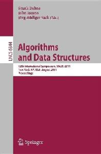 Algorithms and Data Structures - WADS 2011