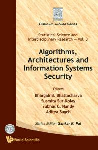 Algorithms, architectures and information systems security