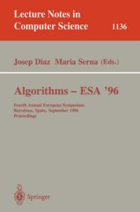 Algorithms - ESA '96