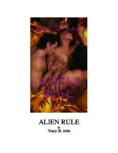 Alien Rules