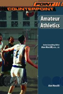 Amateur Athletics (Point Counterpoint)