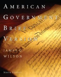 American Government: Brief edition, Ninth edition