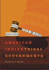 American Indian Tribal Governments (Civilization of the American Indian Series)