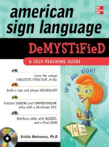 American Sign Language Demystified