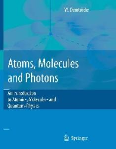 An Introduction to Atomic and Molecular Physics