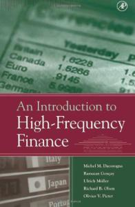 An Introduction to High-Frequency Finance