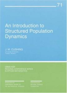 An Introduction to Structured Population Dynamics