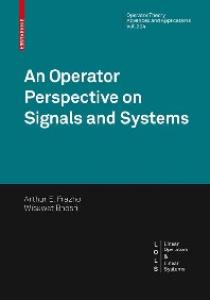 An operator perspective on signals and systems