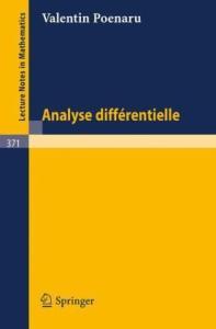 Analyse Differentielle