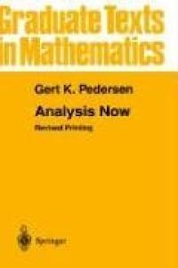 Analysis Now (Graduate Texts in Mathematics)