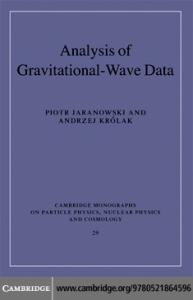 Analysis of Gravitational-Wave Data