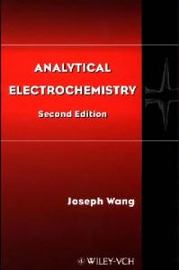 Analytical Electrochemistry