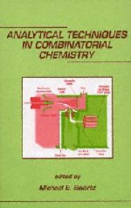 Analytical Techniques in Combinatorial Chemistry