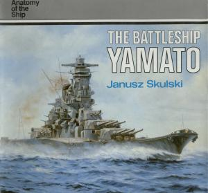 Anatomy of the ship - Yamato