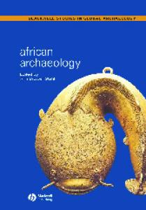 Ancient African Archaeology