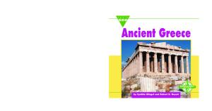 Ancient Greece (Let's See Library)