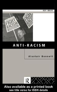 Anti-Racism (Key Ideas)