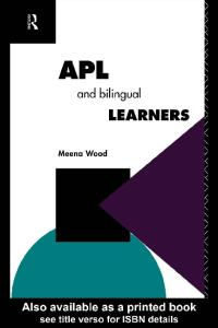 APL and the Bilingual Learner