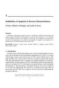 Apoptosis and Cancer: Methods and Protocols