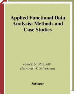 Applied Functional Data Analysis