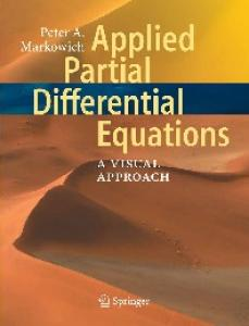 Applied Partial Differential Equations A Visual Approach