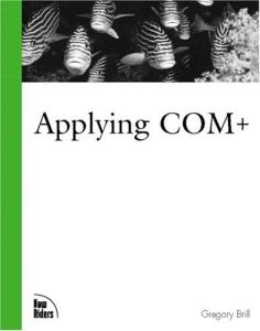 Applying COM+