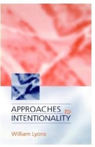 Approaches to Intentionality