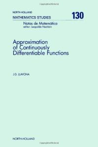 Approximation of Continuously Differentiable Functions