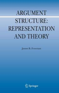 Argument Structure: Representation and Theory