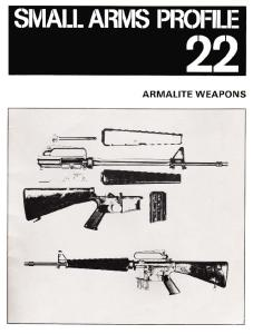 Armalite Weapons