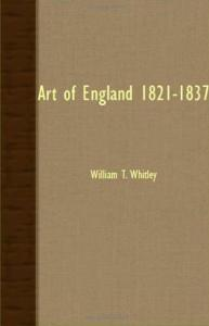 Art of england 1821-1837