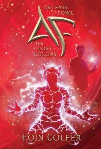 Artemis Fowl Book 5 The Lost Colony