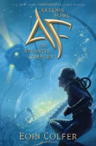 Artemis Fowl, Book 7 The Atlantis Complex (Book 7)