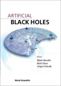 Artifical Black Holes