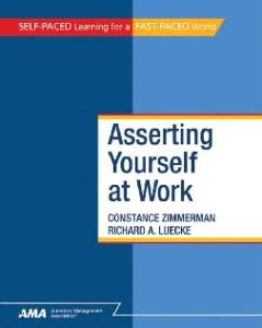 Asserting Yourself at Work