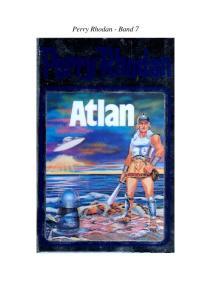 Atlan. Perry Rhodan 07