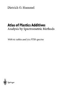 Plastics Additives: A Rapra Market Report - PDF Free Download