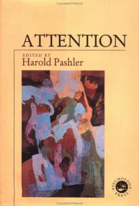 Attention (Studies in Cognition Series)