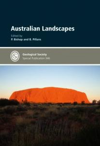 Australian Landscapes (Geological Society Special Publication 346)