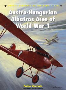 Austro-Hungarian Albatros Aces of World War 1