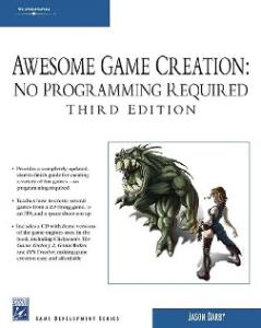 Awesome Game Creation: No Programming Required