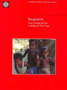 Bangladesh: from counting the poor to making the poor count