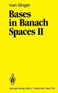 Bases in Banach Spaces II