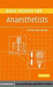 Basic Science for Anaesthetists